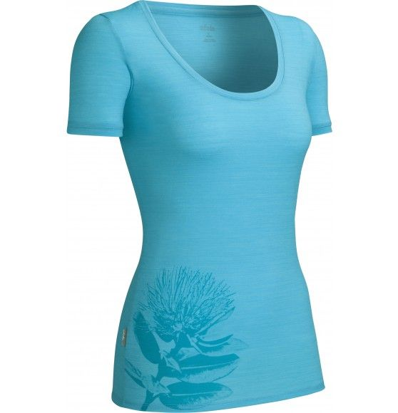 Icebreaker Women's Pohutukawa  - Outfitters, Grouse Mountain, Vancouver - Pin It To Win It Contest