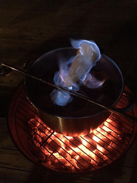 Grimmskram: Feuerzangenbowle Outdoor