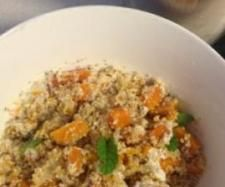 Pumpkin and Quinoa Salad | Official Thermomix Recipe Community