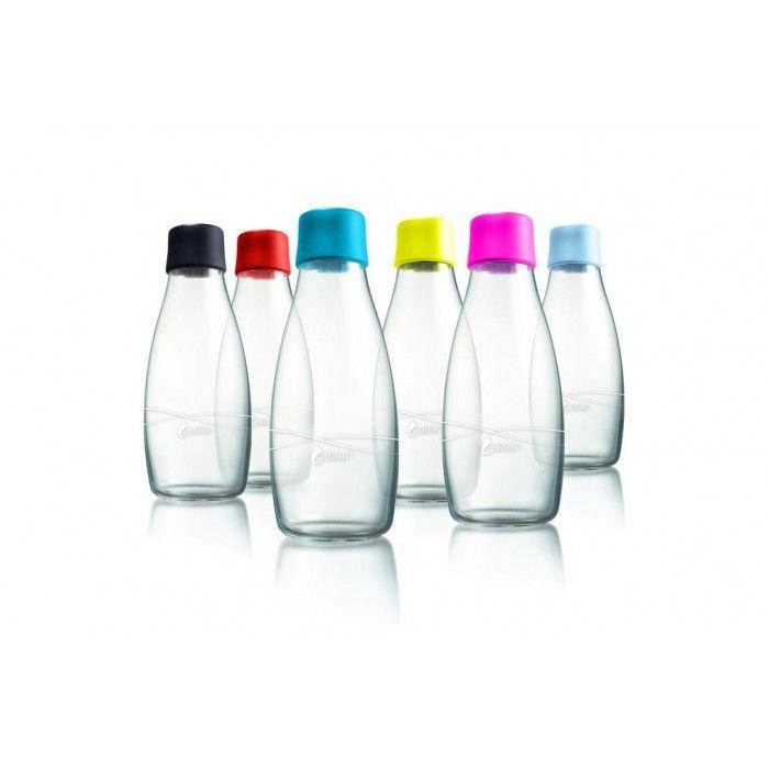 De Retap waterflessen zijn 500ml en gemaakt van borosilicaatglas. Dit glas is meer breukvast dan andere soorten glas. In plaats van al die plastic flesjes zorgen de Retap flesjes voor een helder en betrokken relatiegeschenk. Te voorzien van een isolerend jasje en van uw logo. http://www.cadeauxperts.nl/product/waterflesje-mvo/