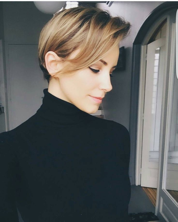 """2,842 Likes, 5 Comments - Short Hairstyles Pixie Cut (@nothingbutpixies) on Instagram: """"From Bob to pixie on @suziecorpet"""""""