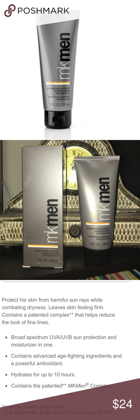 Mary Kay Men's Moisturizer Award winning. Anti aging. Perfect for any man with any skin type. Mary Kay Accessories