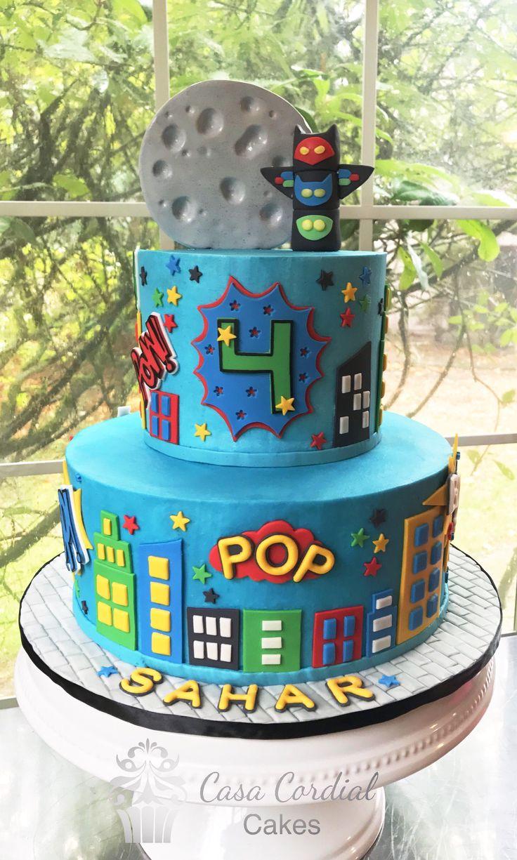 pin on boys birthday cakes