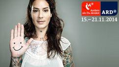 """ARD-Themenwoche """"Toleranz"""" ~ Anders als du denkst. 15.11.-21.11.14"""
