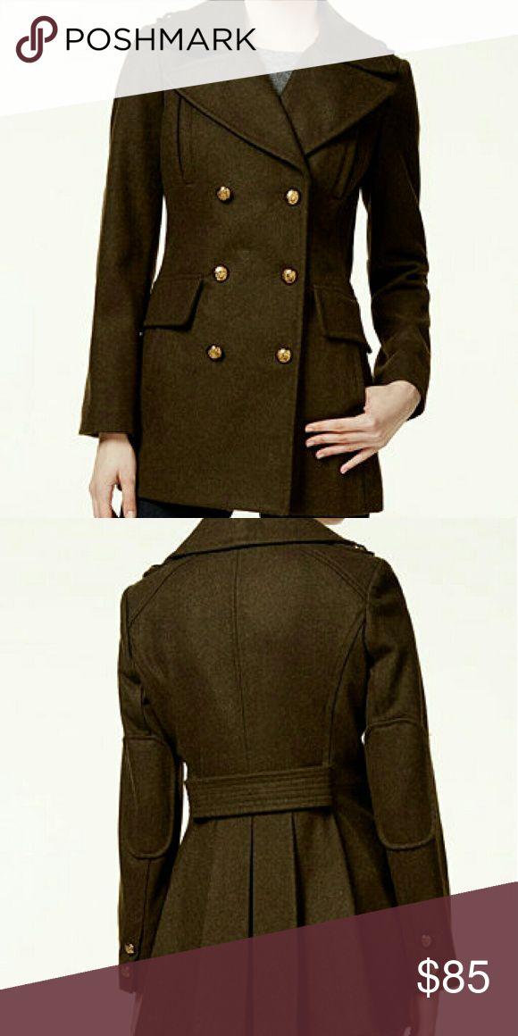 Selling this BCBGeneration Military Inspired Coat on Poshmark! My username is: alexia_cs. #shopmycloset #poshmark #fashion #shopping #style #forsale #BCBGeneration #Jackets & Blazers