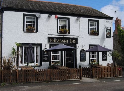 The Pheasant Inn St.Newlyn East Cornwall