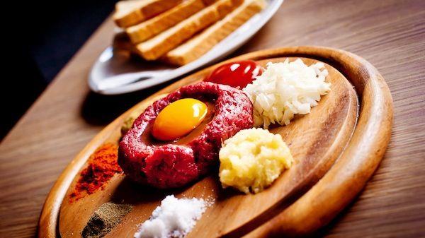 Top 7 Foods to Try in Czech Republic - GrubOrPub Blog  2. Tatarák (Tatarský biftek)