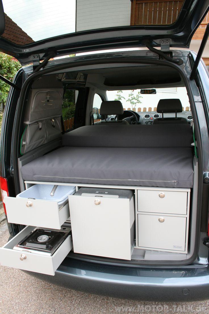 VW Caddy Tramper photo 01