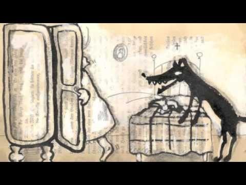 El Cuento Tradicional De La Caperucita Roja Y El Lobo Pero Con Un Final Feliz, Donde Los Personajes Se Ven Abocados A La Convivencia Y Al Respeto De La Naturaleza