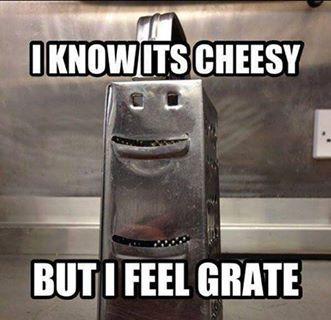 A little happy kitchen humor