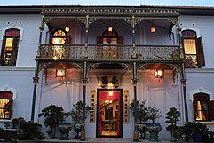 Pinang Peranakan Mansion Home Page