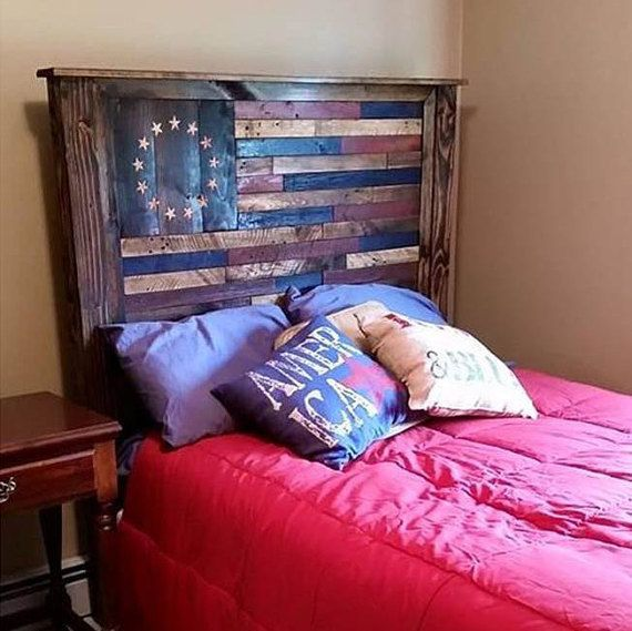 60 best projects to try images on pinterest woodworking for American flag bedroom ideas