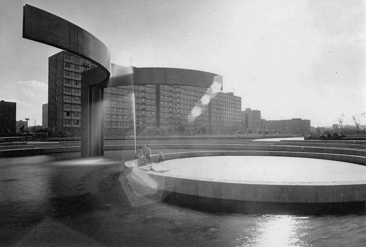Park Andreja Hlinku /Park Karola Šmidkeho/ 1970