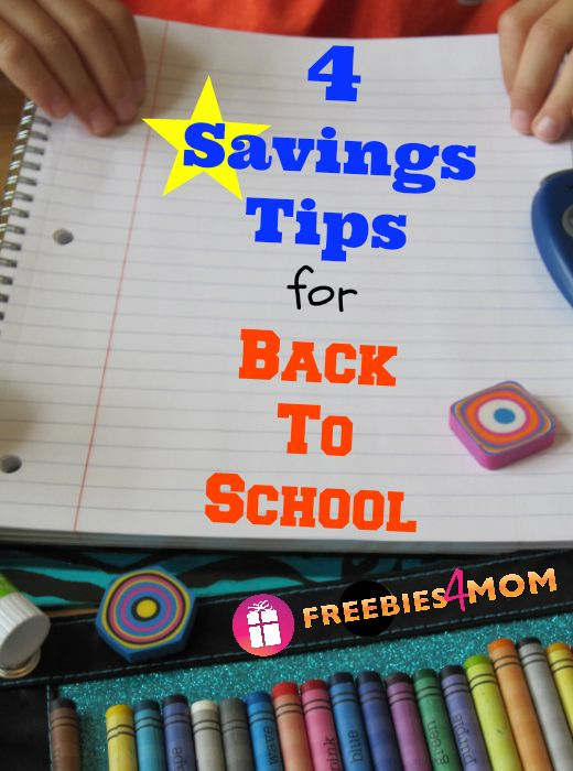 Savings advice freebies
