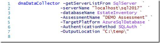 Assess an Enterprise With Data Migration AssistantPart 2: Running an Assessment