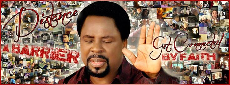 tb joshua anointing sticker download - Google Search