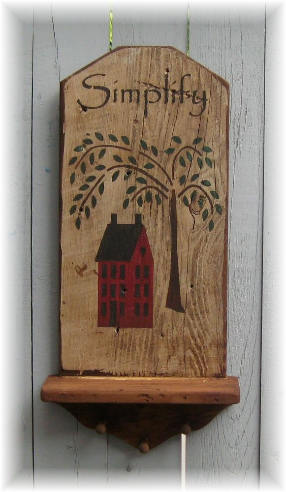 Rustic Primitive Country Crafts Pinterest