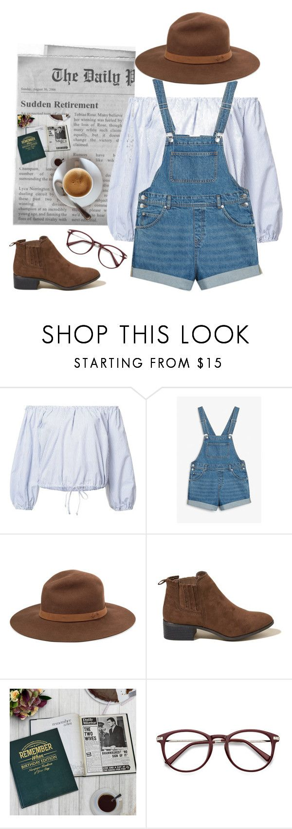 """Morning Coffee"" by guest114 on Polyvore featuring Sea, New York, Monki, rag & bone and Hollister Co."