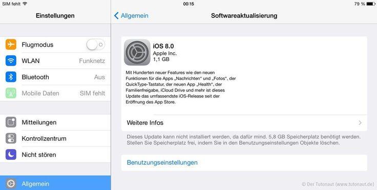 iOS 8: Wer das Update einspielen sollte – und wer es sich besser spart
