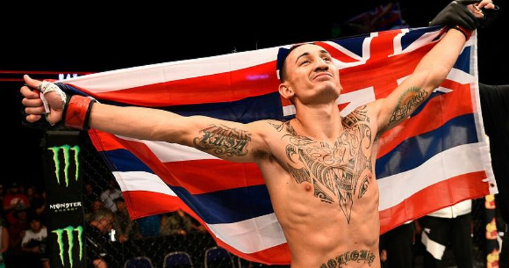 Max Holloway says UFC champ Jose Aldo needs to 'get his ass in the cage and do less talking'