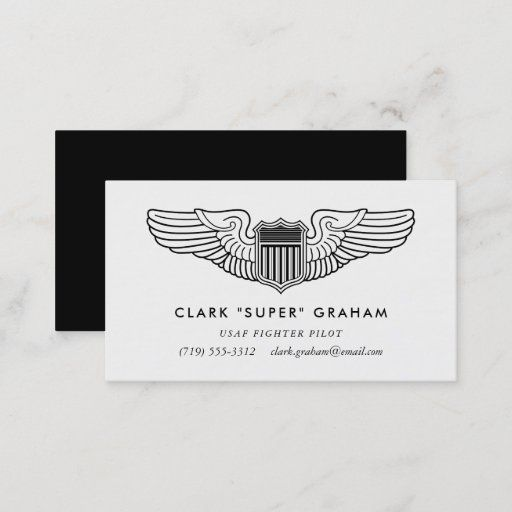 7 Pilot Business Cards ideas in 7 business cards, printing