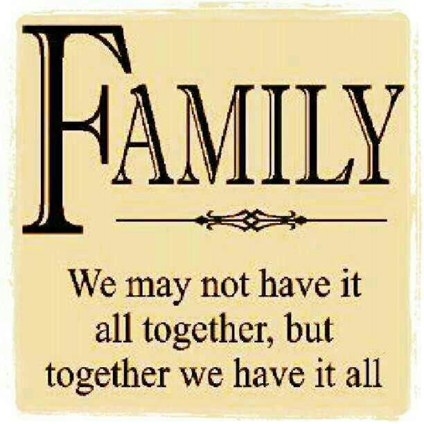Quotes About The Importance Of Family Gorgeous Best 45 Family Ideas On Pinterest  Families Inspiration Quotes And