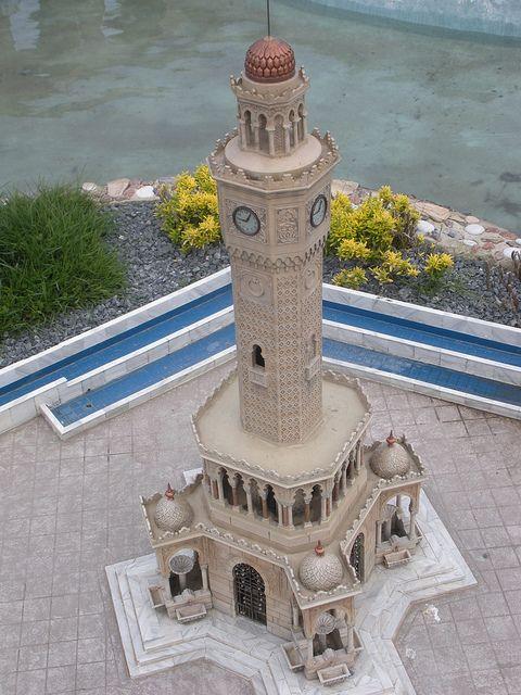 ✿ ❤ Perihan ❤ ✿ İzmir - Saat Kulesi (minyatür)