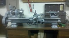 "Photo Index - South Bend Lathe Works - 9"" model B 