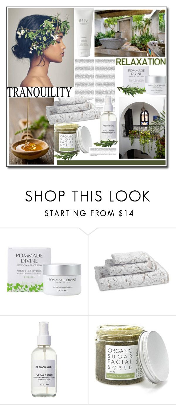 """""""SPA DAY"""" by littlefeather1 ❤ liked on Polyvore featuring beauty, Oris, Kassatex, French Girl, Forever 21, Therapy, Espa, topsets, polyvoreeditorial and spaday"""