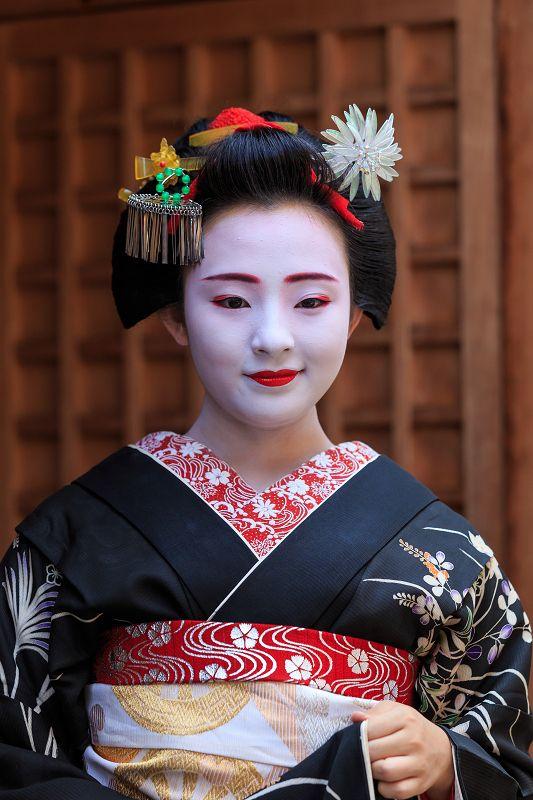 Maiko Marika, August 2015. 花景色-K.W.C. PhotoBlog