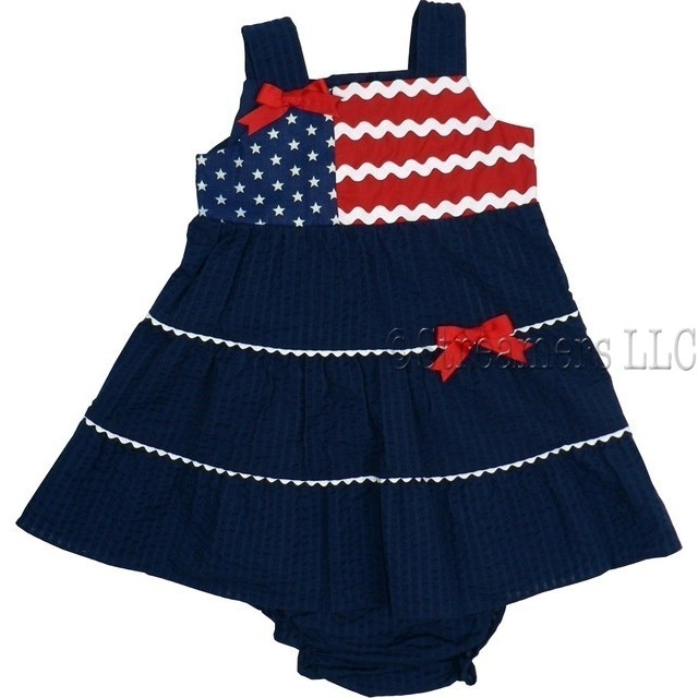 4th+of+july+baby+homecoming+outfit | Baby Girl Dress Sets - 23 Best Images About Cataleya's Outfits On Pinterest Kids