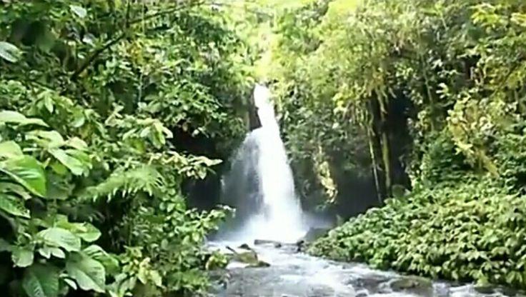 Air Terjun Telunjuk Raung Banyuwangi Jawa Timur