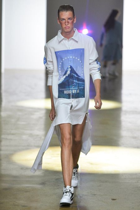 Hood By Air Spring 2014 Menswear Collection Slideshow on Style.com
