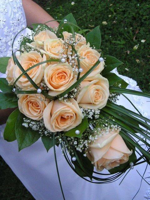 Γάμος Στολισμός - Νυφική ανθοδέσμη