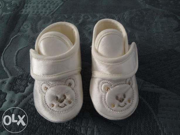 Красивая обувь для малыша киев