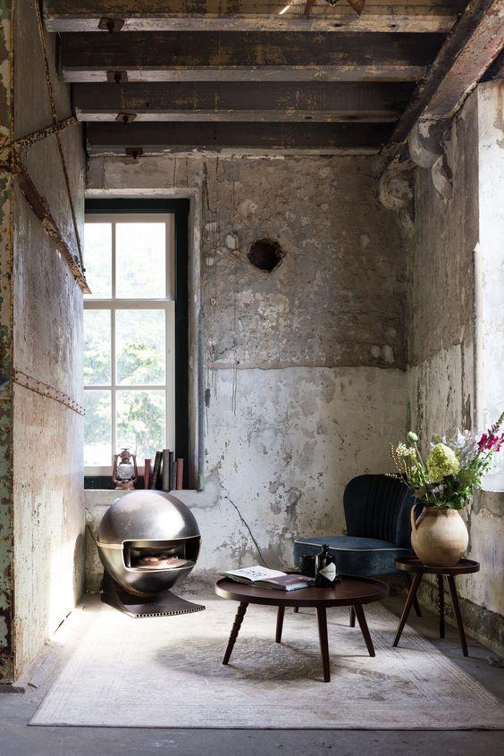 Мебель от голландского бренда Dutch Bone / индустриальный стиль, индустриальный дизайн, промышленный интерьер, мебель лофт, Furniture Dutch Bone, industrial design interior #лофт #idcollection