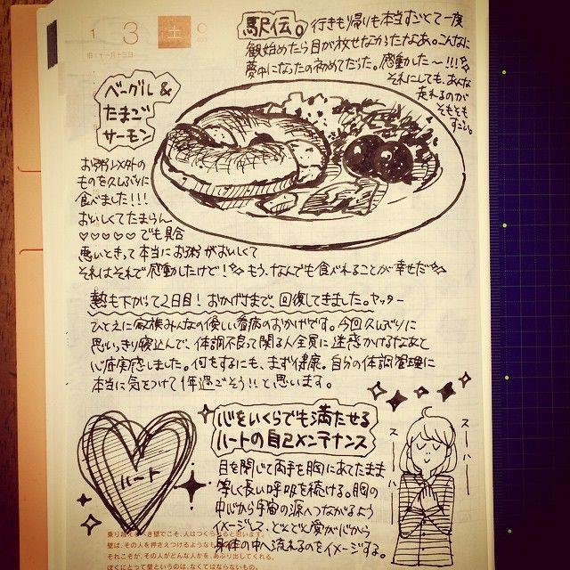 akanehazuki 20150103 #ほぼ日手帳#カズン#手帳#万年筆#日記#絵日記#diary#hobonichi#プラチナ万年筆#文房具#fount... | Use Instagram online! Websta is the Best Instagram Web Viewer!