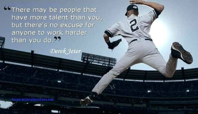 Inspirational Quotes Baseball Players | Motivational quotes ...