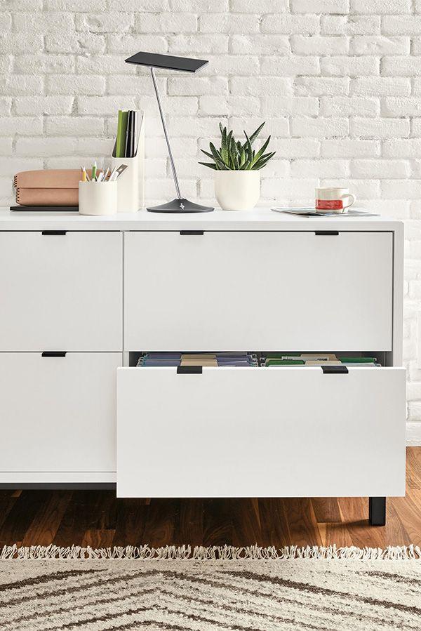 Room Board Copenhagen Lateral File Cabinets Modern File
