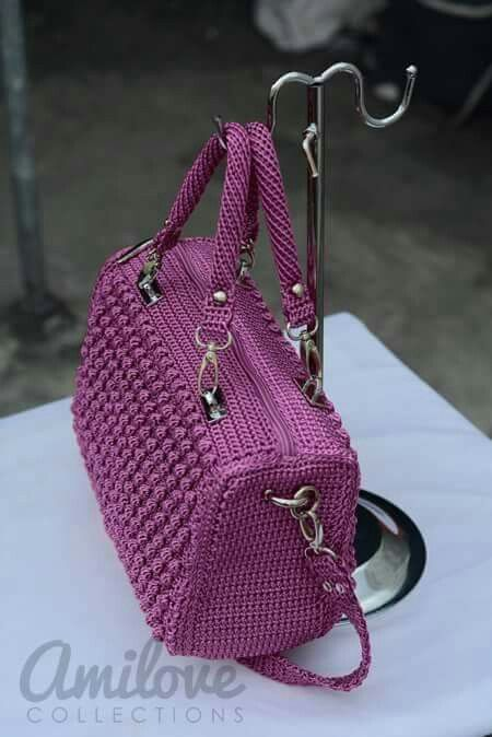57 best images about Bolsas on Pinterest Free pattern ...