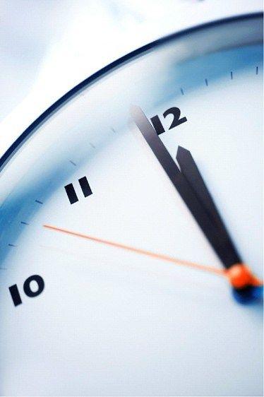 La puntualidad, un valor despreciado
