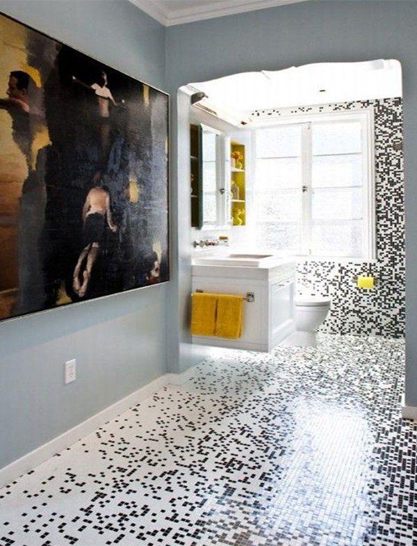 Grip Bathroom Flooring Home Decoration Bodenbelag Fur Badezimmer Bodenfliesen Bad Badezimmer Mosaik