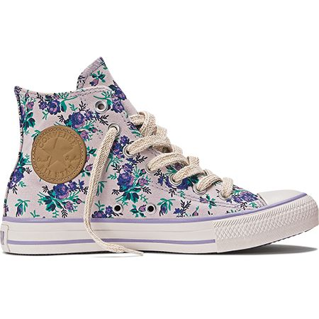 Floral Converse these are the ones I want