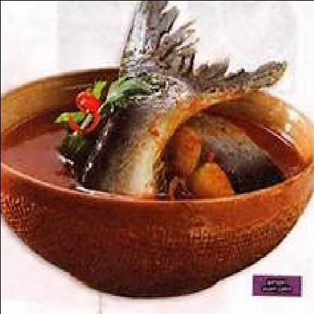 Resep Garang Asem Ikan Patin Lezat