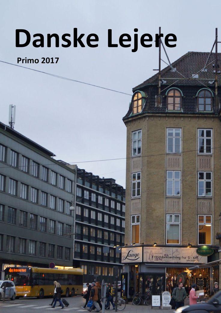 Danske Lejeres blad ved indgangen til 2017