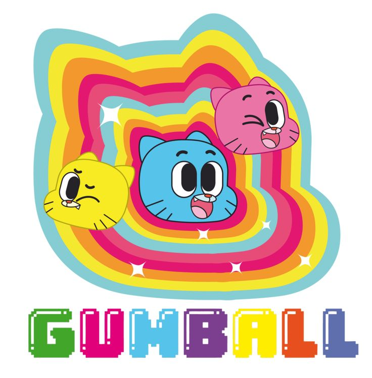 Amazing world of gumball chin girl