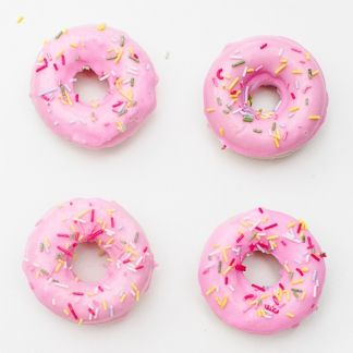 Baked Donuts (doughnuts) & Vanilla Glaze recipe. Best bakes donuts I've test till today. Just delicious! Recette de donuts (doughnuts) cuit au four et glaçage à la vanille. Donuts (doughnuts) & Vanille Glasur.