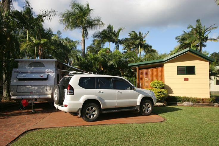 Cairns Coconut Holiday Resort Super Ensuite Site