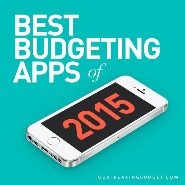 Need to get your budget in shape? Look no further than our list of Best Budgeting Apps of 2015!