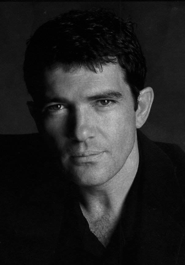 Antonio Banderas  As far as I know, he doesn't look like this anymore. Oh if only you could freeze time